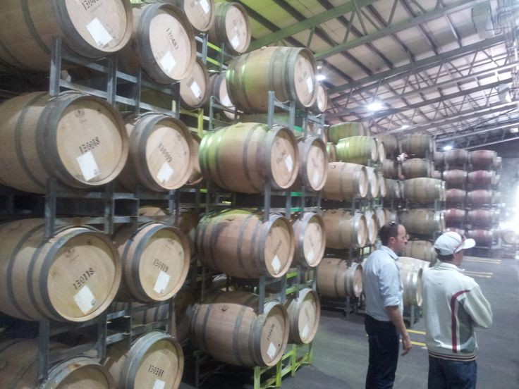 #LeeuwinEstate Barrel warehouse  (#RNAWA13)