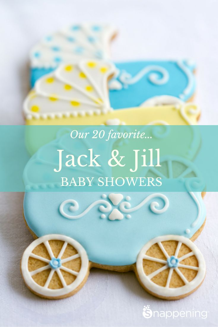 20 Amazing Jack Jill Baby Shower Ideas