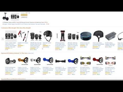 Where to Buy the Segway miniPRO