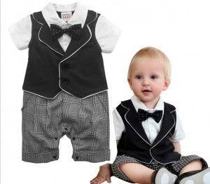11N258 baby suit short sleeve