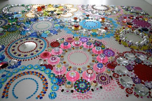 Suzan Drummen - Liggende schilderijen - 2005-2007