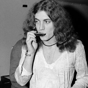 "Robert Plant - Harmonica (""When the Levee Breaks"" song #8 of Led Zeppelin's top 40 greatest hits)"