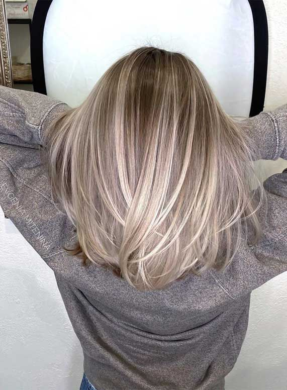 Most Popular Blonde Hair Color Looks For 2020 In 2020 Highlights Brown Hair Balayage Hair Color Trends Balayage Hair Dark