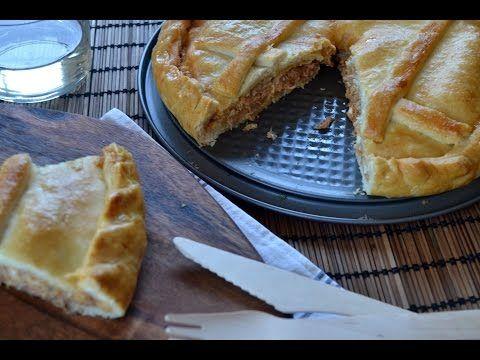 DISFRUTANDO DE LA COCINA: Masa para empanada gallega