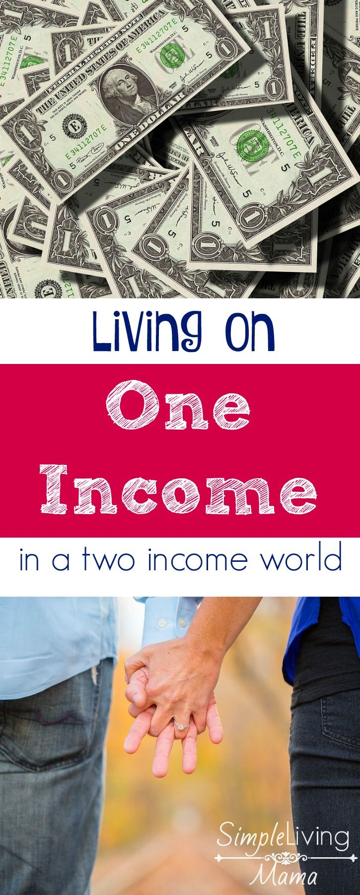 Living on one income in a two income world isn't easy. Here you will find all of the best tips and resources to help you achieve your goal of staying home.
