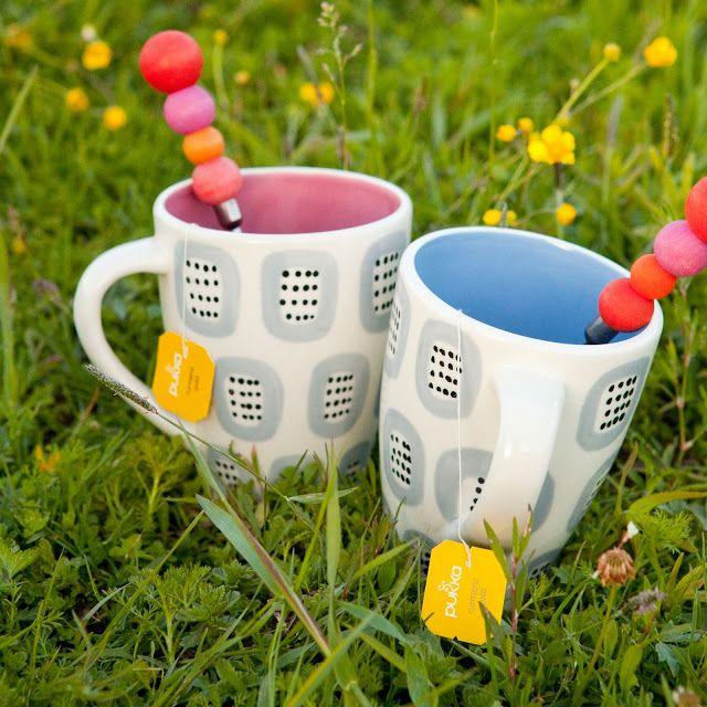 """""""Soup, Tea & Turmeric"""" ⎮ recyclie.blogspot.fi (Photo: Sini Pennanen/ Sininen Kuva) #pukka #pukkatea #aarikka"""