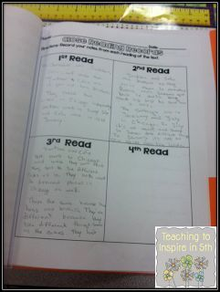 A great example of using close reading. Teaching To Inspire In 5th: How to Embed Close Reading in a Reading Lesson