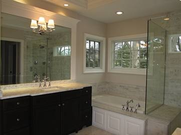 decora cabinetry master bathroom by cabinet center