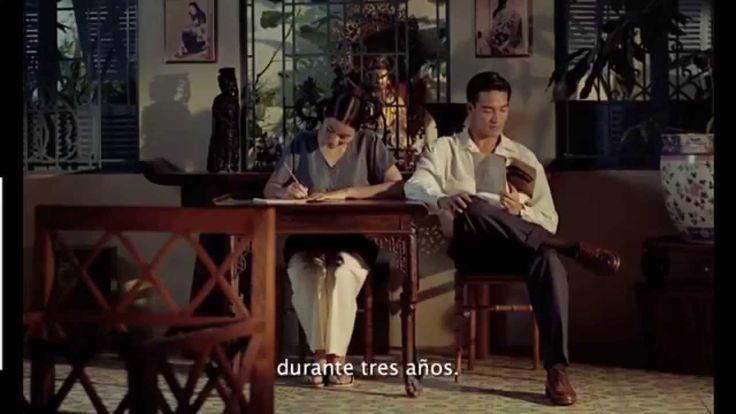 El olor de la papaya verde película de 1993  dirigida por el director vietnamita Anh Hung Tran, nominada ese mismo año a un premio oscar como mejor película extranjera.
