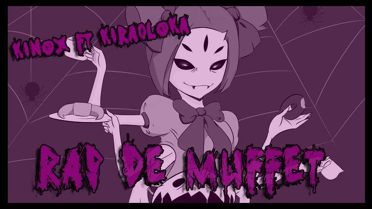 RAP DE MUFFET (Undertale) | Kinox ft Kira0loka