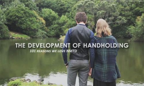 Reason #3: The development of handholding