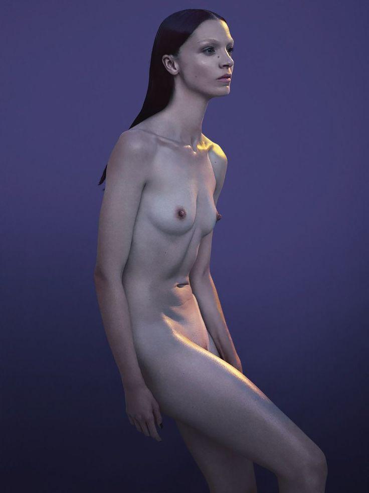 Boscono nude mariacarla Hot !