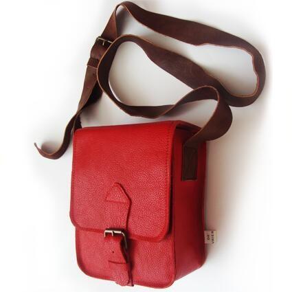 Limited edition DE VRIES pouch
