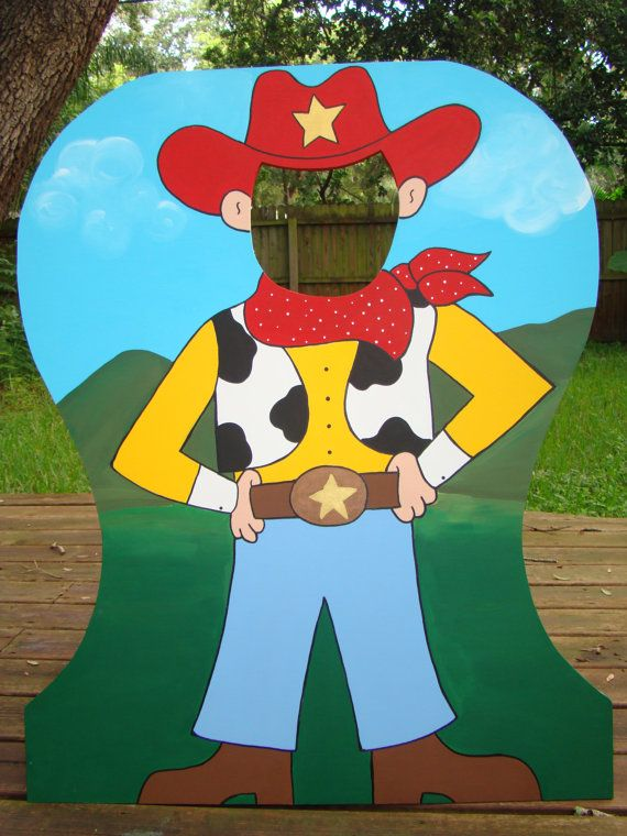 YeeHaw Cowboy Western Roundup  Photo Prop and di BlueGardenias, $105.00