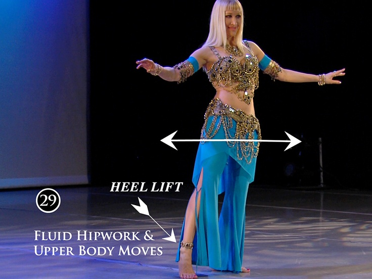 belly dance instruction dvd