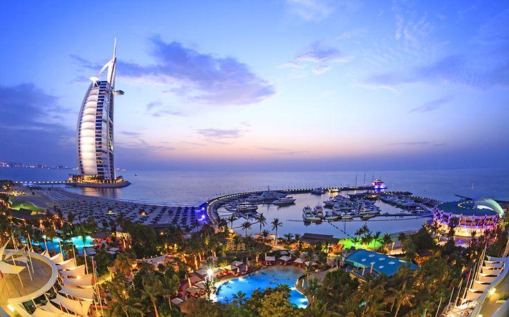 #lieberDschinni Ich wünsche mir einen Traumurlaub für meine Mutter und mich in Dubai.