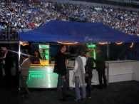 Schalke Veltins Arena - Quickuptent . Schnellaufbauzelte von Profis für Profis. www.quickuptent.de Edelstahlrahmen, Promotionzelte, Beschwerungsgewichte, Eventzelte, Faltzelte, Marketingzelte, Schnellaufbauzelte, Scherenzelte