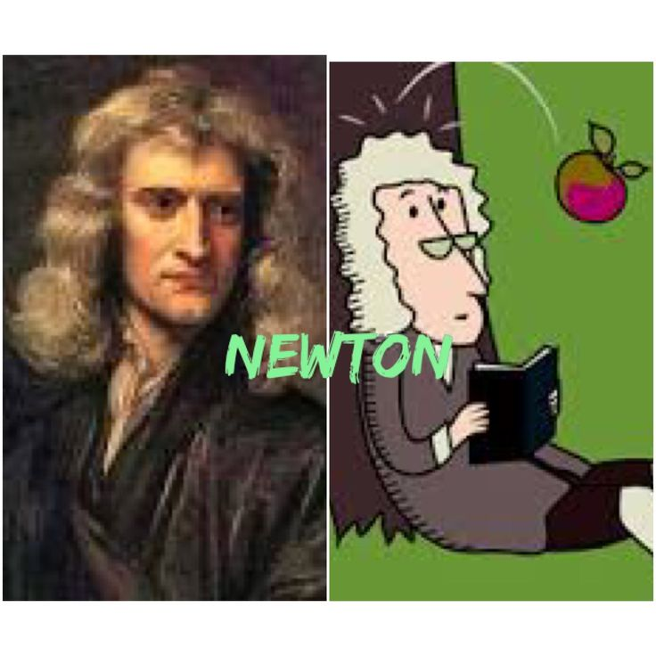Newton azt ismerte fel, hogy az égitestek közt ható gravitációs erő magyarázatot ad az égitestek mozgására