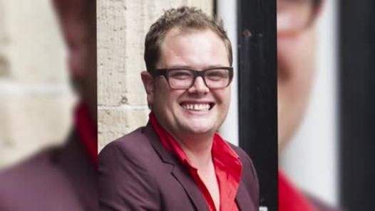 Alan Carr to Be Adeles Son Godfather - Video Dailymotion