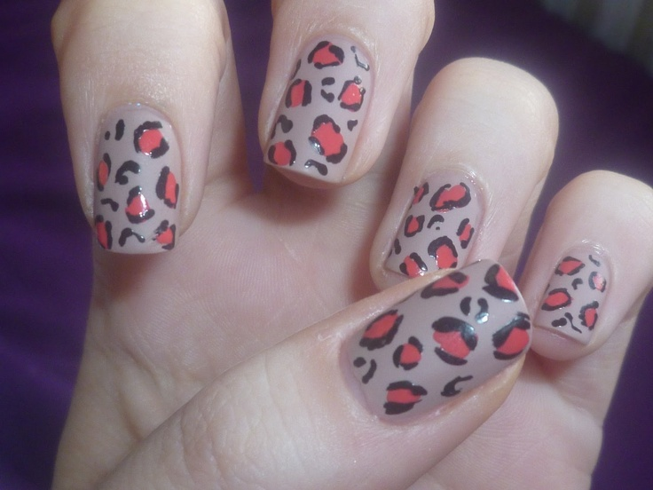 Chloe????: Nails Stuff, Nails Awesome, Leopard Nails, Nails Art 2014, Leopards Nails, Nail Art 2014, Nails Obsession