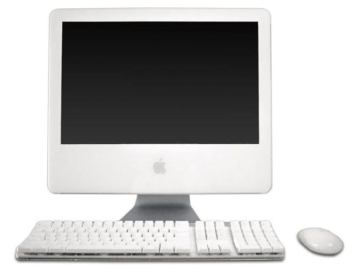 iMac G5: 2004 First released in 2004, the slim iMac G5 sported 1.6 to 2.1 GHz processing.