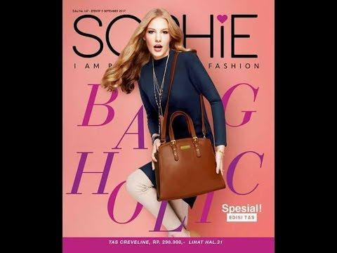 Fashion on Sophie Martin Paris September 2017