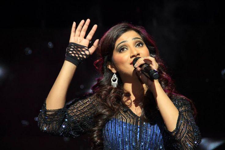 Shreya Ghoshal Photos - Shreya Ghoshal Photo Gallery