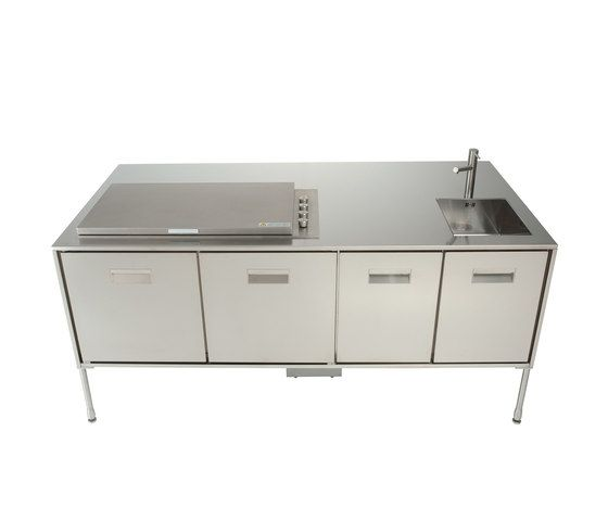 Outdoor kitchens   Cooking-Barbecue   Artusi Outdoor   Arclinea ... Check it on Architonic
