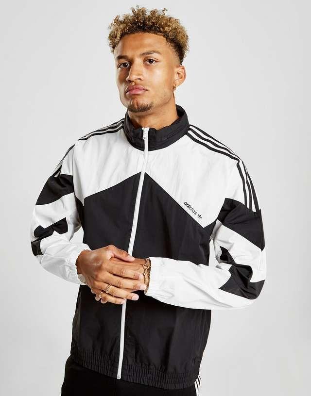 estilo de moda más nuevo mejor calificado el más nuevo adidas Originals Palmeston Windbreaker | Windbreaker, Adidas ...
