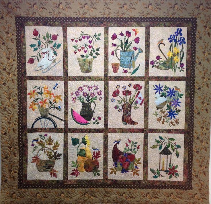271 best Laundry Basket Quilts images on Pinterest | Crafts ... : laundry basket quilts seasonal silhouettes - Adamdwight.com