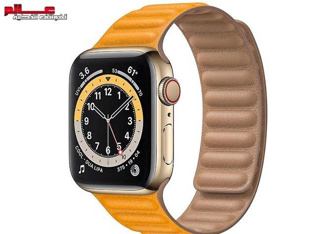 مواصفات ومميزات ساعة آبل Apple Watch Series 6 Aluminum Apple Watch Series Apple Watch Smart Watch