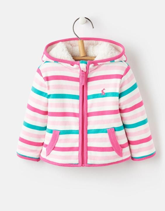 Joules Outerwear Girls Reversible Vest