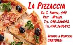 """Pizzeria La Pizzaccia a Messina molto conosciuta ed apprezzata in città soprattutto per il """"Servizio a Domicilio Gratuito"""" vanta un menù pizza molto assortito per tutti i gusti http://www.trovaweb.net/pizzeria-la-pizzaccia-a-messina"""