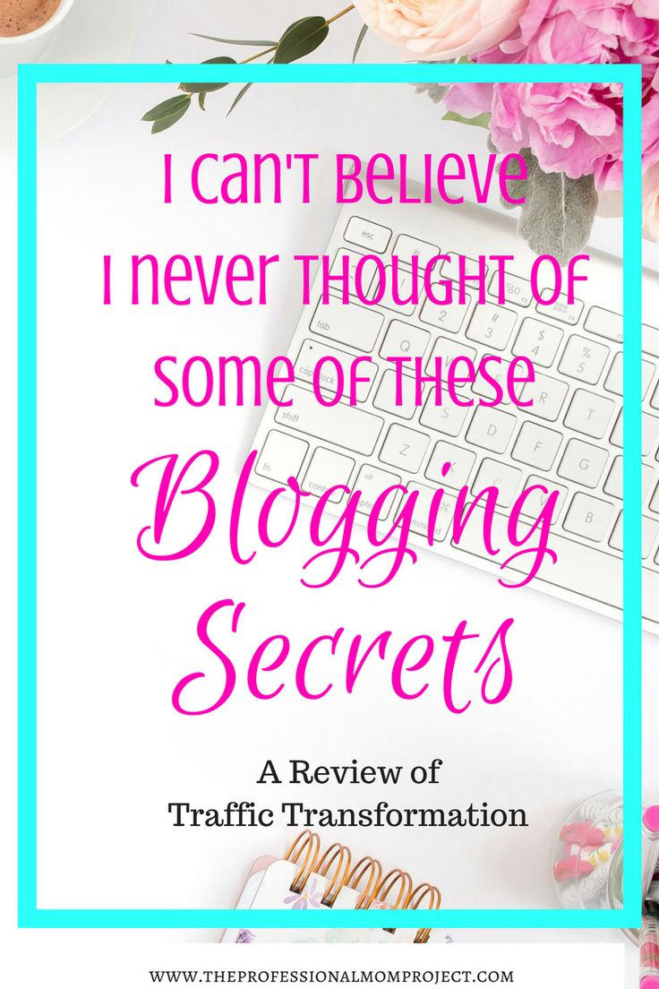 Are you looking to increase your page views? Check out my review of Traffic Transformation and learn about increasing your blog traffic.