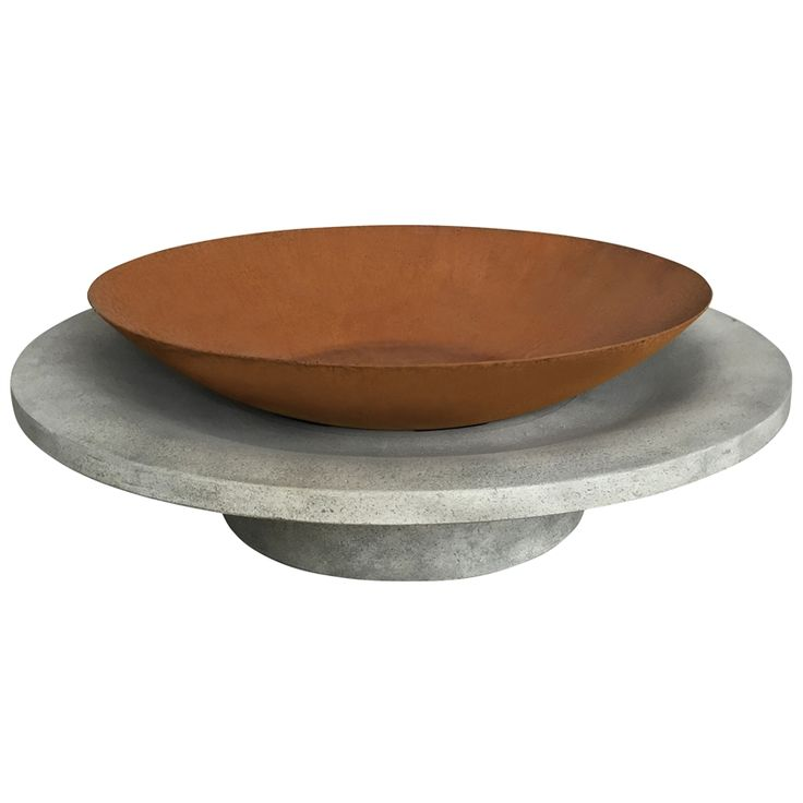 Find Glow 93 x 93 x 33cm Rustic Cement Lille Fire Pit at Bunnings Warehouse. Visit your local store for the widest range of outdoor living products.