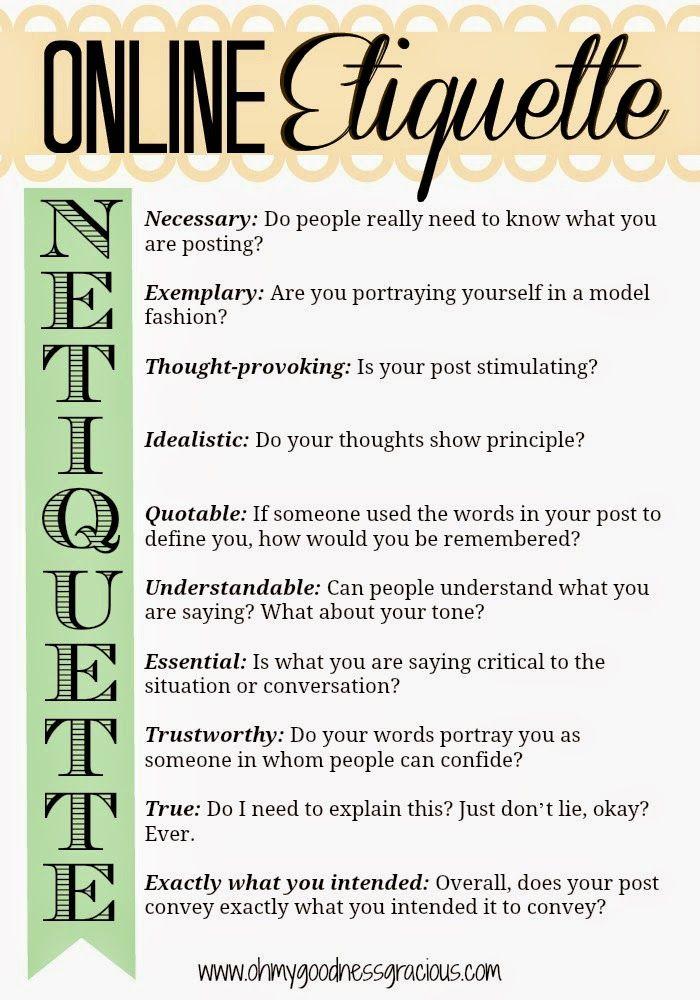 Netiquette: Tu guía de comportamiento en línea.