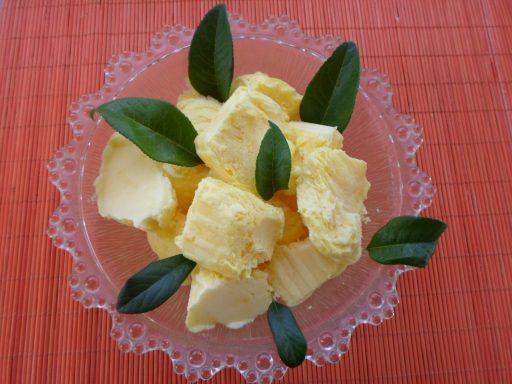 Madártej fagylalt, Kép: Salamon Csilla
