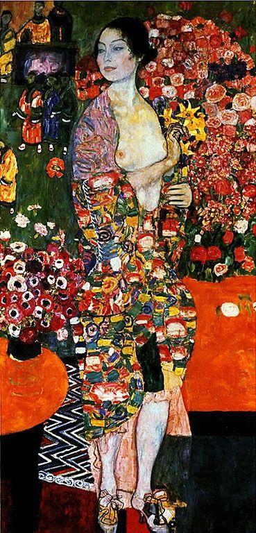 The Dancer Gustav Klimt, c. 1916-1919