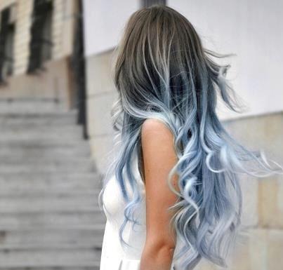 Brown lilac ombré hair | Hair | Pinterest
