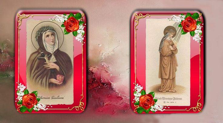 موهبة عجائبية أخرى ازدانت بها قديستنا العظيمة، هي نعمة الشفاء. نورد هنا بعض عجائب القديسة فيرونيكا جولياني. عانت إحدى راهبات الدير من جرح نازف في أعلى رجلها