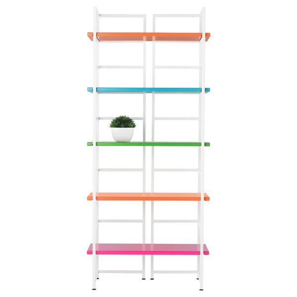 Connections Multi Color Shelving