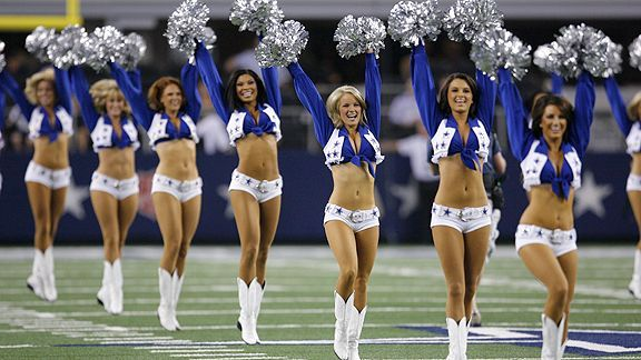 "The TV show ""Dallas Cowboys Cheerleaders: Making the Team"" returns to CMT tonight at 9. Description from espn.go.com. I searched for this on bing.com/images"