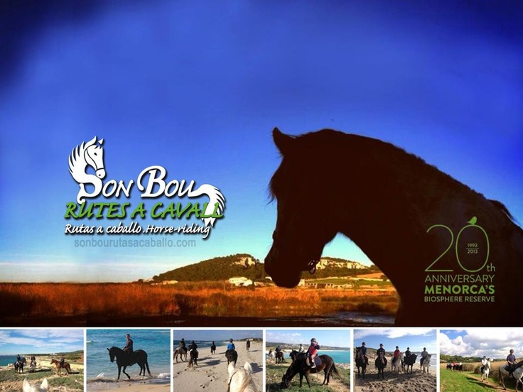 Son Bou Rutes a Cavall