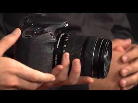Tutorial Canon EOS 70D