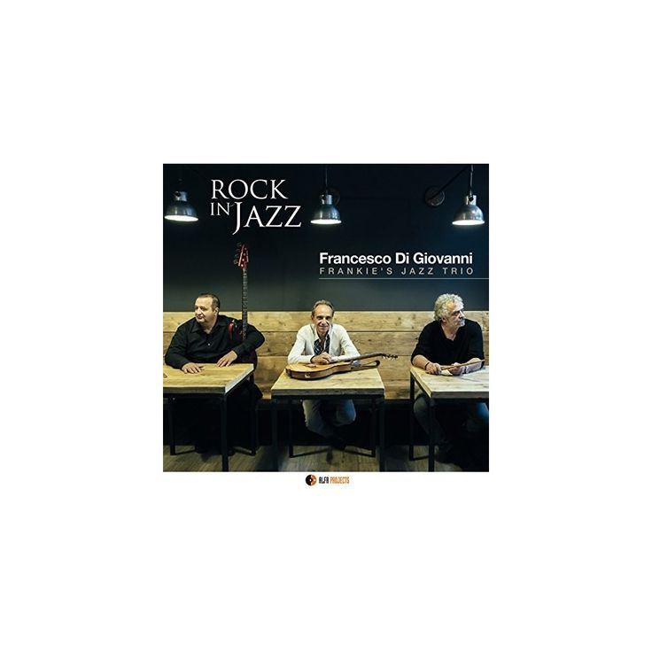 Francesco Di Giovanni - Rock in Jazz (CD)