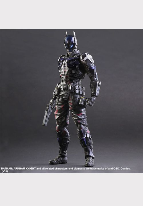 BATMAN™: ARKHAM KNIGHT PLAY ARTS -KAI- ARKHAM KNIGHT  Release Date: September 30th, 2015 Pre-order: $100