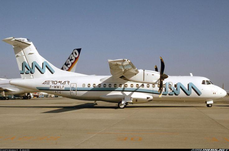 ATR ATR-42-512 - Aeromar | Aviation Photo #4350541 | Airliners.net