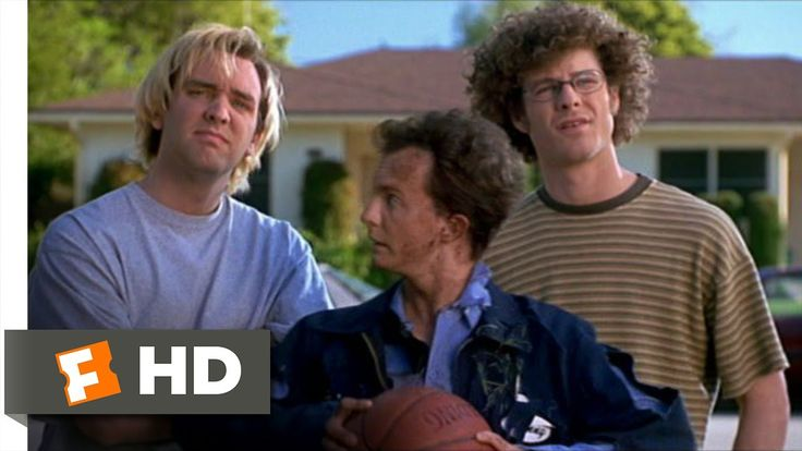BASEketball (1/11) Movie CLIP - Shutting Off the Gas (1998) HD  - What hit song is performed in this excerpt?  Could this song have been used without permission - a possible fair use defense?