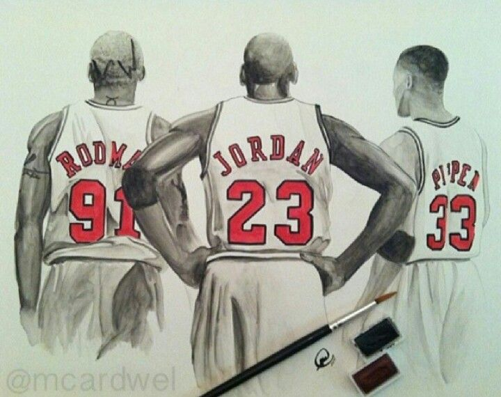 92 best bulls images on pinterest chicago bulls basketball and chicago bulls big 3 voltagebd Image collections