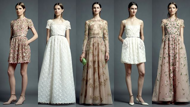 Frills and Thrills: Resort Romance by Valentino 2013